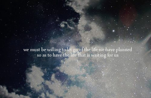 planned quote sky stars waiting image 418396 on