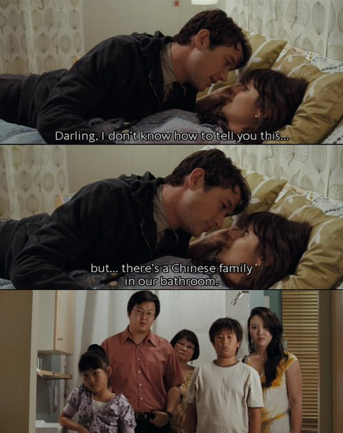 500 days of summer, joseph gordon levitt, zooey deschanel