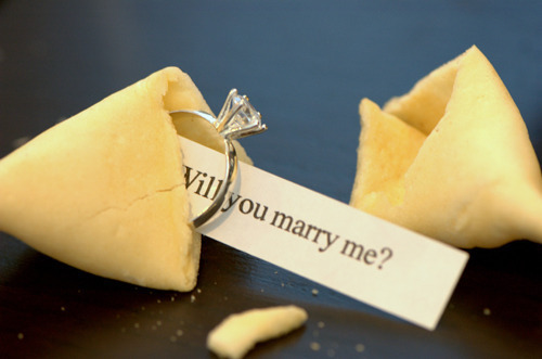 accesories, cake, cookie, creative, cute, diamond, dream, fate, fortune, fortune cookie, girl, girly, jewerly, life, love, marriage, marry, question, quote, ring, romance, romantic, sweet