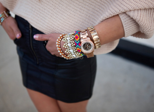 accessories, bracelets, color, fashion, style