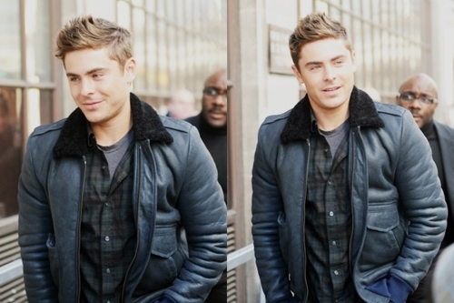 actor, delicious, hot, leather jacket, madamelulu, perfect, sexy, troy bolton, zac efron