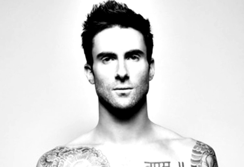 adam lavine, black and white, photography, sexy