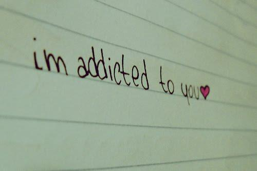 addicted, heart, love, photography, quote