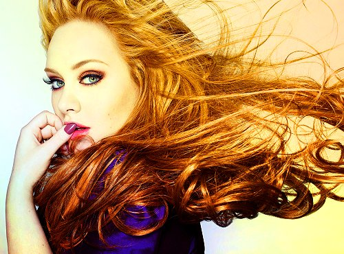 adele, beautiful, beauty, cute, eyes, girl, hair, model, nail polish, photography, sweet
