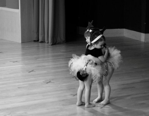 adorable, anabelle enlove, babies, ballet, black and white