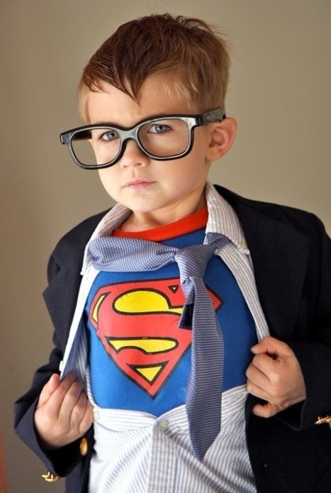 adorable, clarck kent, cute, glasses, super boy