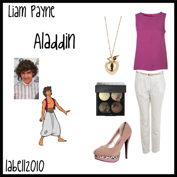 aladdin, liam payne, one direction, outfit, polyvore