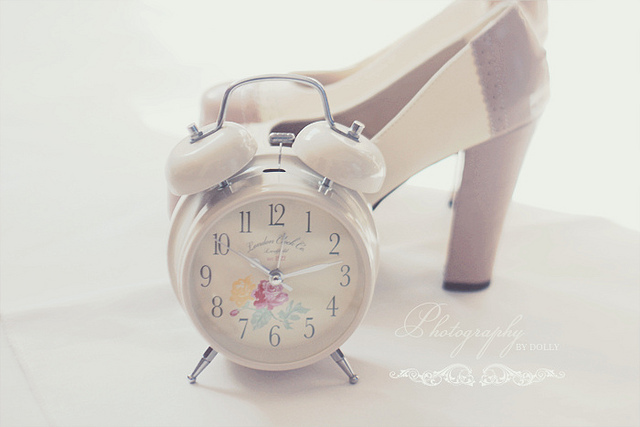 alarm clock, clock, fashion, paris, pastel