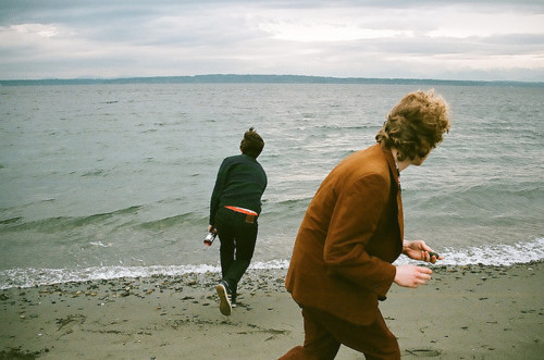 alcohol, analog, beautiful, boys, cute, drunk, friends, grain, hipster, indie, occean, sea, waves