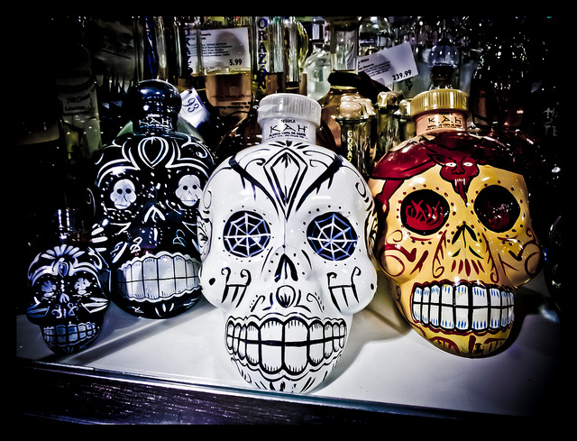 alcohol, booze, calavera, day of the dead, demon