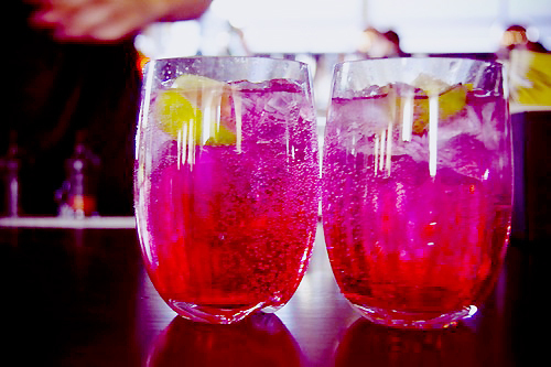 alcohol, drinks, party, pink
