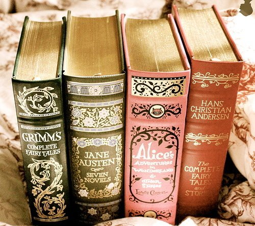 alice, books, grim, jane austen