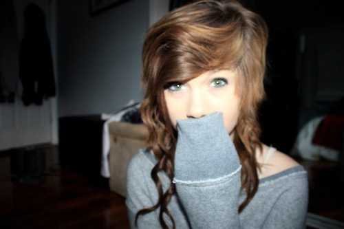 alternative, girl, hair, hand, picture, smile