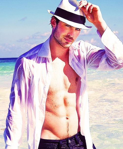 amazing, awesome, handsome, hot, ian
