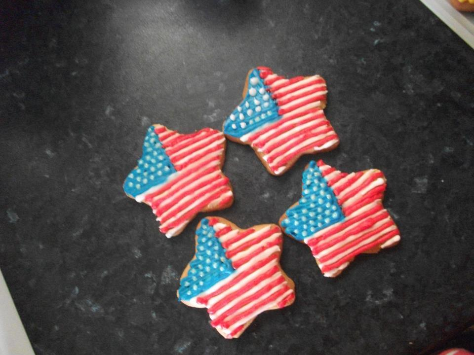 america, american, baking, blue, colours