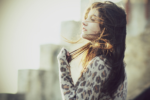 animal print, cute, girl, once, perfect