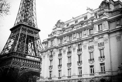 architecture, awsome, beautiful, black and white, blanco y negro, buildings, city, cool, eiffel, eiffel tower, europa, france, francia, lucy, nice, paris, photography, pretty, torre, tour eiffel, tower, travel