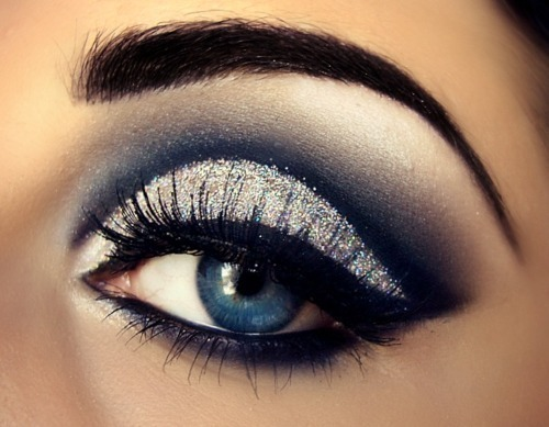 ark, blue eyes, eye, eyeshadow, glitter, gorgeous