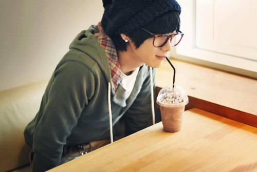 asian, boy, boyfriend, cute boy, drink