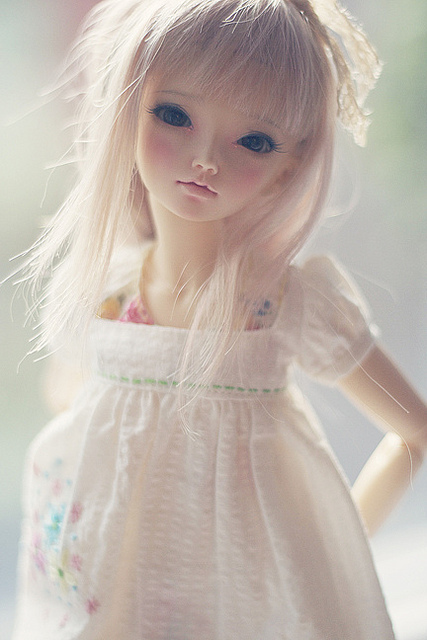 asian, cute, doll, lovely, pale, pink