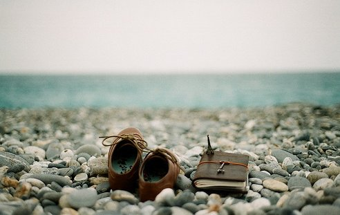 awesome, beach, book, oxfords, photogoraphy