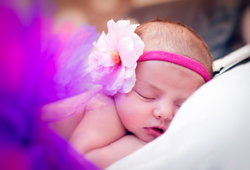 baby, clothes, cute, headband, pink