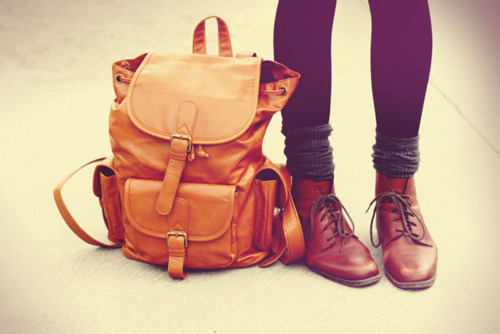 backpack, bag, fashion, leggings, legs