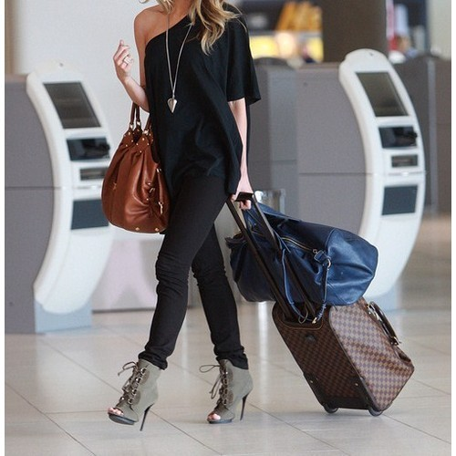 ��� ����� ��� - ����� ������ bag-black-brown-case