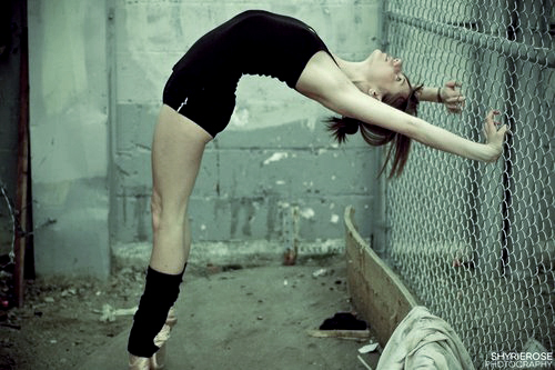 ballerina, ballet, dance, dancer, point, pointe, street