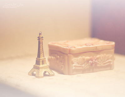 ballerina, bed, box, cute, delicate, floral, girl, girly, paris, pastel, pink