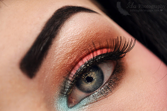 barbie, beauty, blue eye, blue makeup, cute