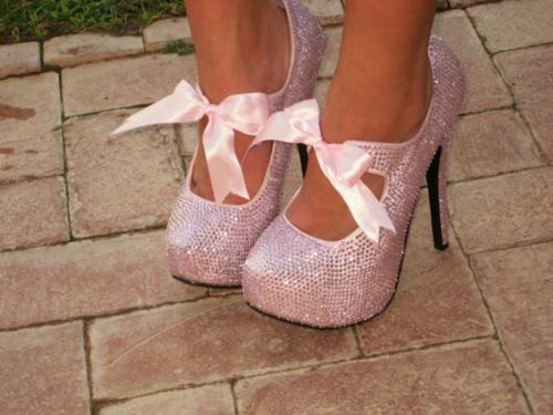 barbie, bow, fashion, heals, heels