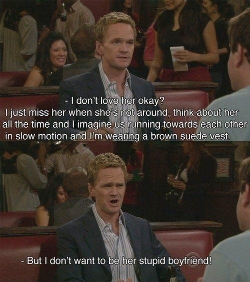 barney, food, how i met your mother, love, - image #432245 ...