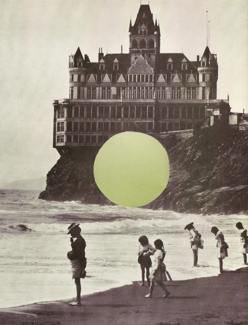 beach, castle, people, photo, photography