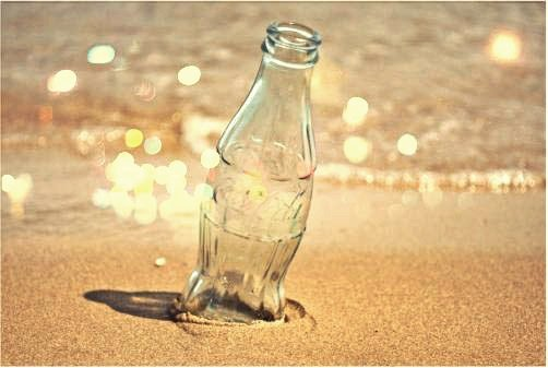 beach, coca-cola, summer, sun