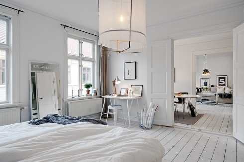 beautiful, bedroom, decor, lovely, white
