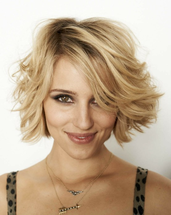 beautiful, blond, blonde, dianna agron, eyes