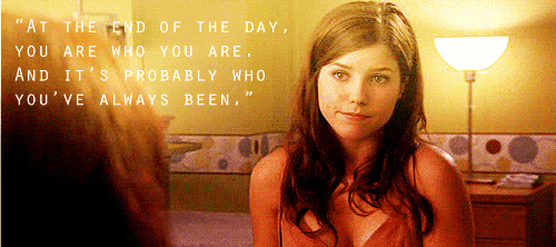 beautiful, brooke davis, one tree hill, pretty, quote
