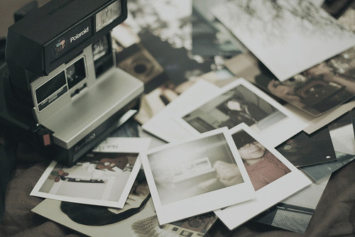 beautiful, camera, cute, photography, polaroid