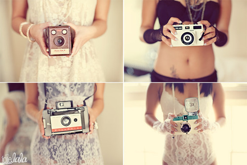 beautiful, camera, lace, old, photography