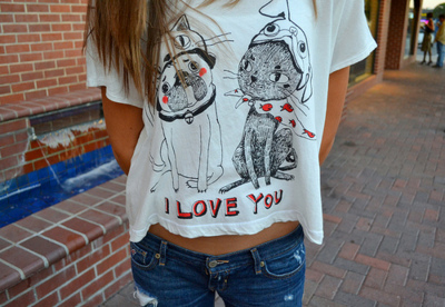 beautiful, cat, couple, cute, dog, fashion, girl, ily, jeans, love, photography, pink, shirt, shorts, shut up