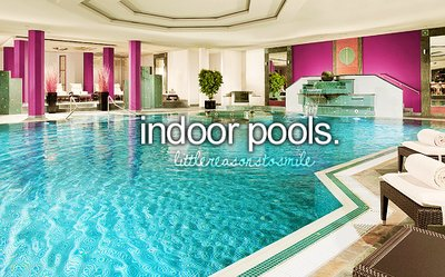 beautiful, colorful, cool, cute, indoor pool, lovely, modern, nice, pink, pool, room, sweet, text, water