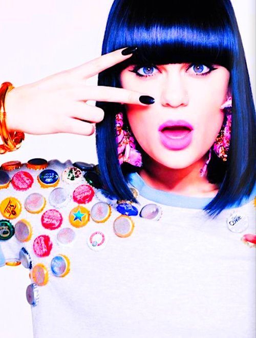 beautiful, colorful, fun, jessie j