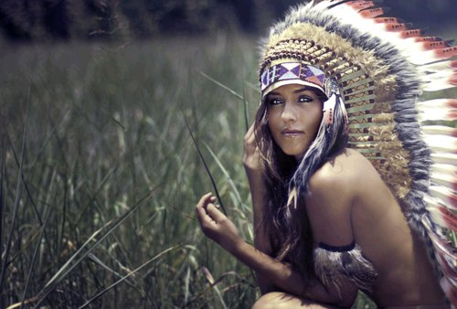beautiful, cool, disney, fashion, girl, grass, indian, native american, pocahontas, sexy, style