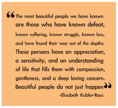 a biography of elizabeth kubler ross The first dead body elisabeth kübler-ross ever saw was that of a  by the 20th  century, acceptance of death as a part of life had been largely.