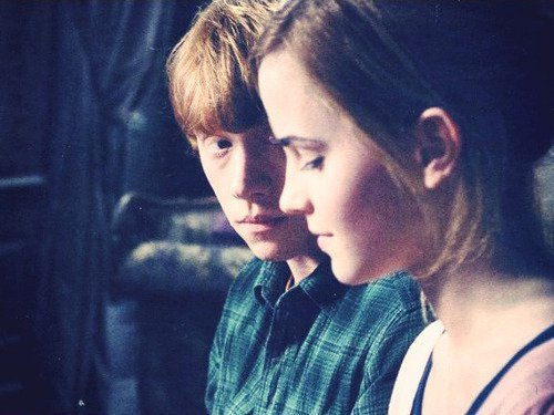beautiful, couple, girl, harry potter, harry potter <3