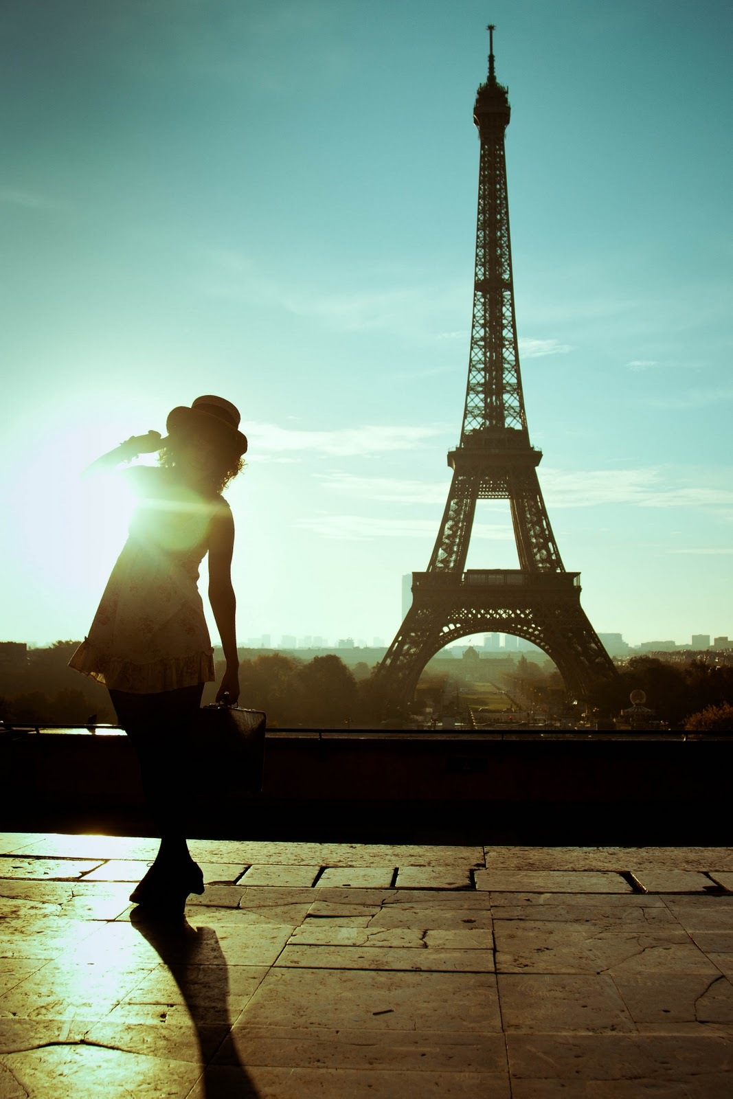 beautiful, curls, girl, journey, paris