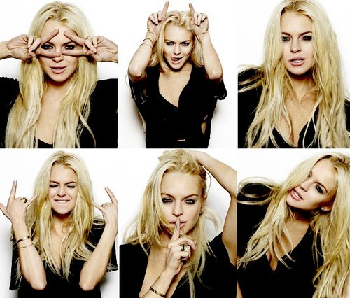 beautiful, lindsay lohan, woman