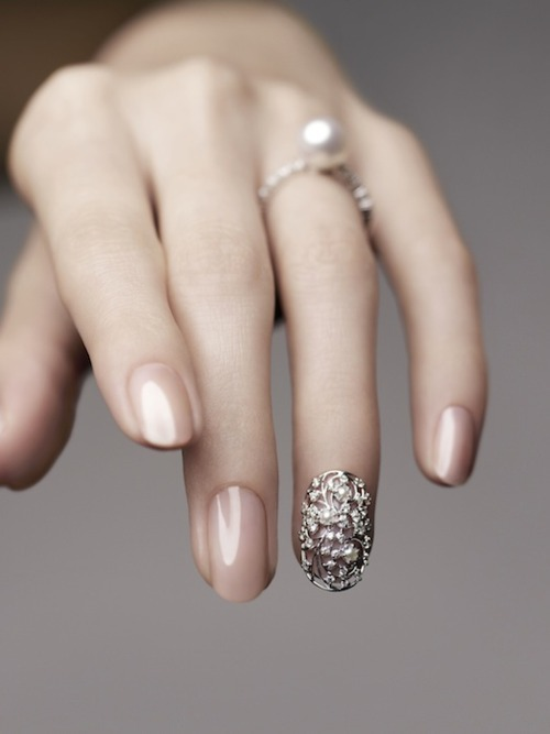 beautiful, nail, nail art, piercing, pink