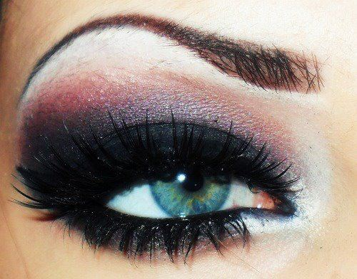 beauty, eyeliner, eyes, girl, lashes, makeup, shadow